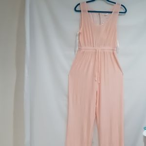 NWT EXIST Super Soft Peach Romper